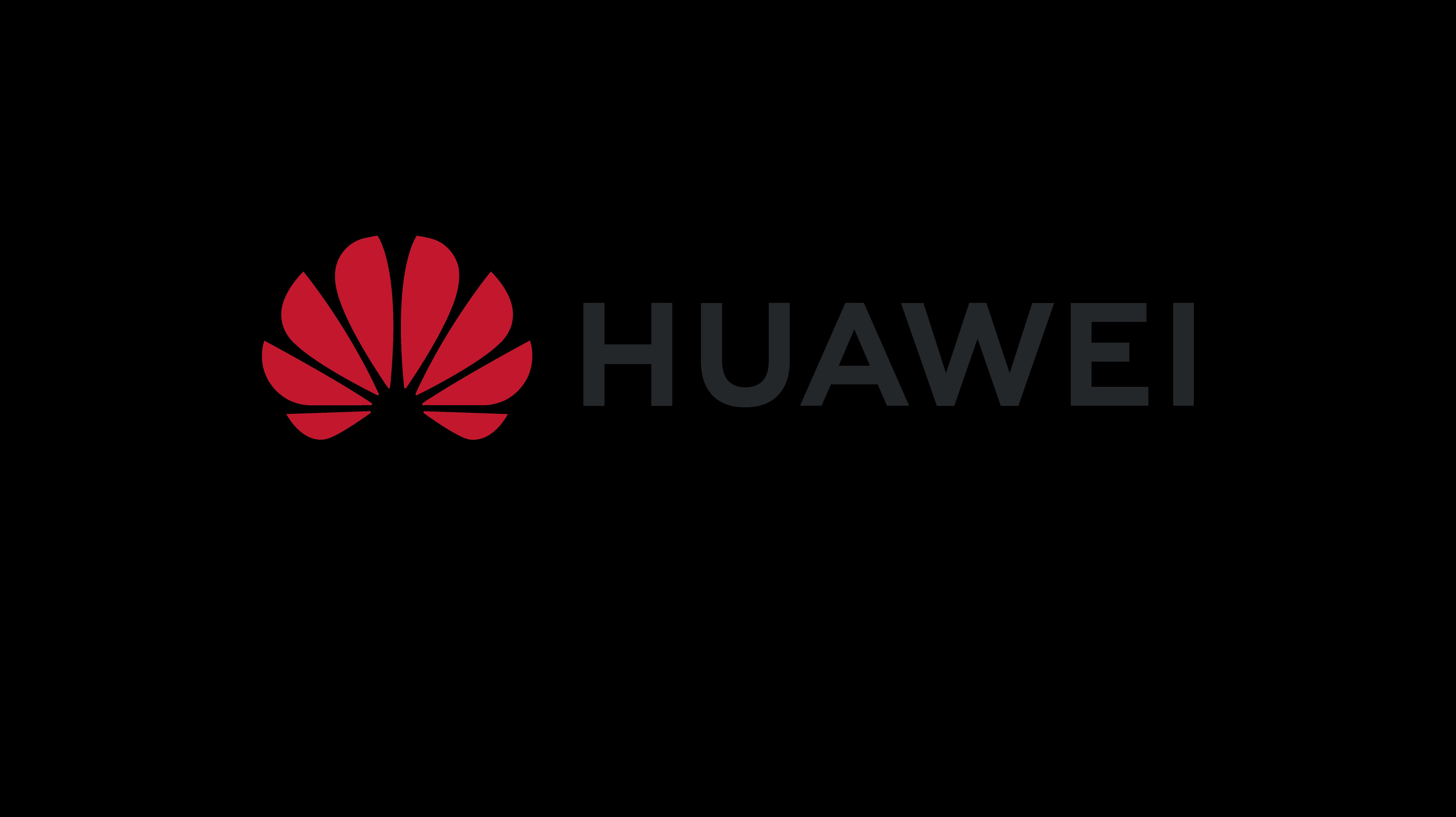 180115-CBG Adjusted HUAWEI logo (Horizontal Transparent´╝ë